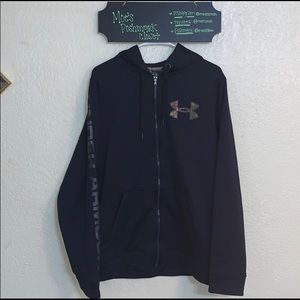 Under Armour Jacket with Camo Logo